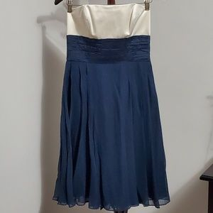 Laundry by Design Strapless Bow Dress